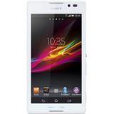 Sony 索尼 S39h (WCDMA_GSM) 双卡双待 手机 白色1296