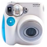 全网底价 Fujifilm 富士 拍立得 Instax mini 7S 一次成像相机 蓝色