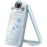 Casio 卡西欧 EX-TR350 数码相机 施华洛世奇 礼盒版 (1210万像素 3.0英寸超高清LCD 21mm广角 自拍神器
