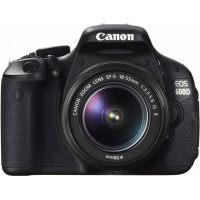 Canon 佳能 EOS 600D 单反相机 (EF-S 18-55IS Ⅱ)套机