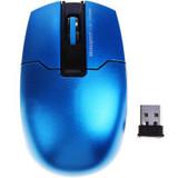 摩豹 G310 时尚无线光电鼠标 蓝色